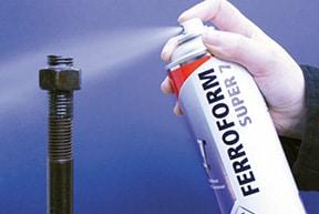 aerosoler för smidig applicering