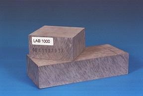 blockmaterial för tillverkning av modeller