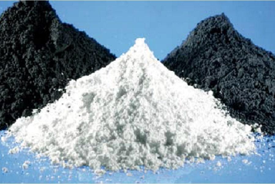 fasta smörjämnen i pulverformat