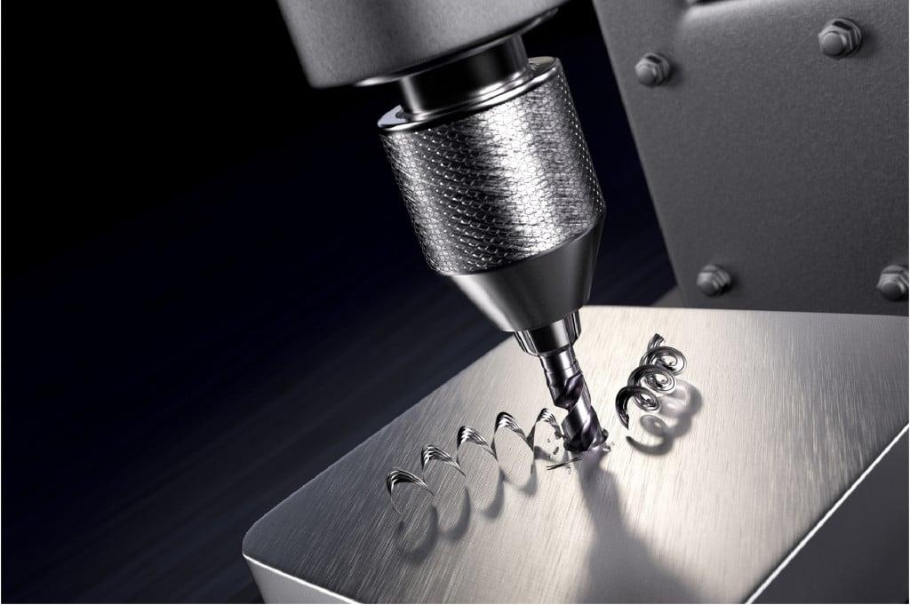 spånavskiljande metallbearbetning