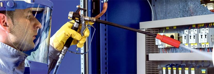 rengöringsmedel och kemiska reparationsmaterial