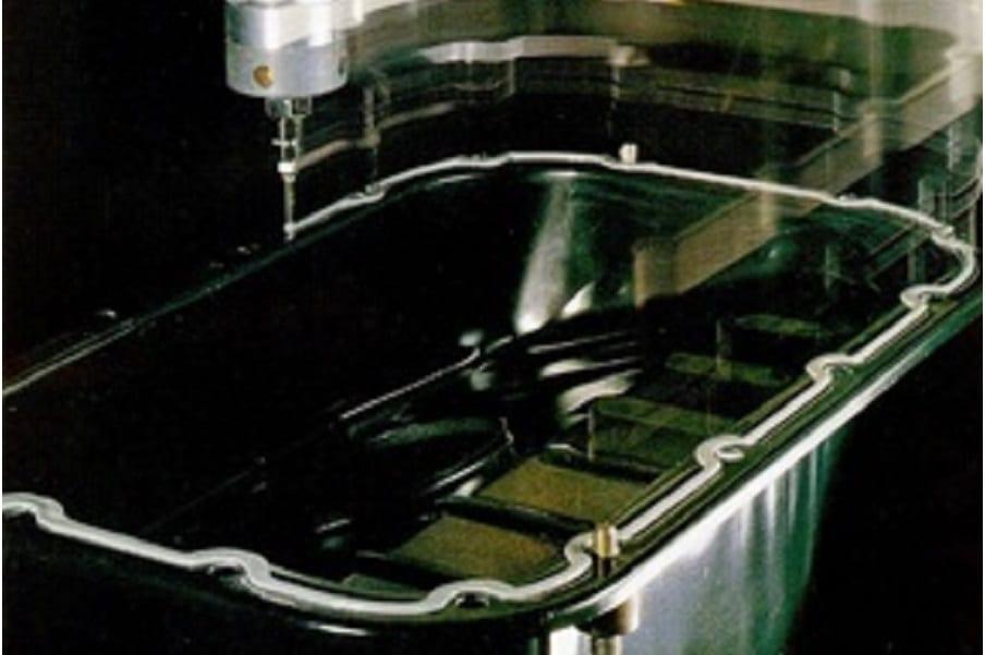 silikontätning för fordonsindustrin