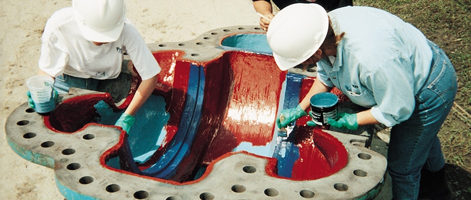 undvik produktionsstopp med gleitmos reparationsmaterial